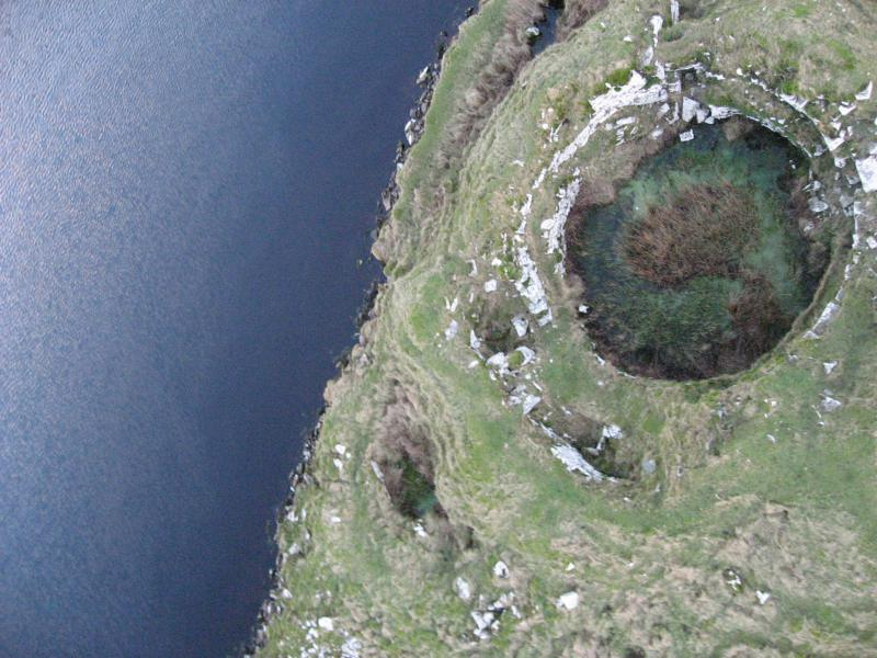 Photo: Yarrows Broch