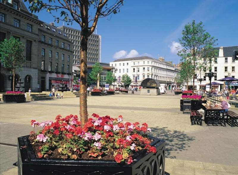Photo: Dundee City Square
