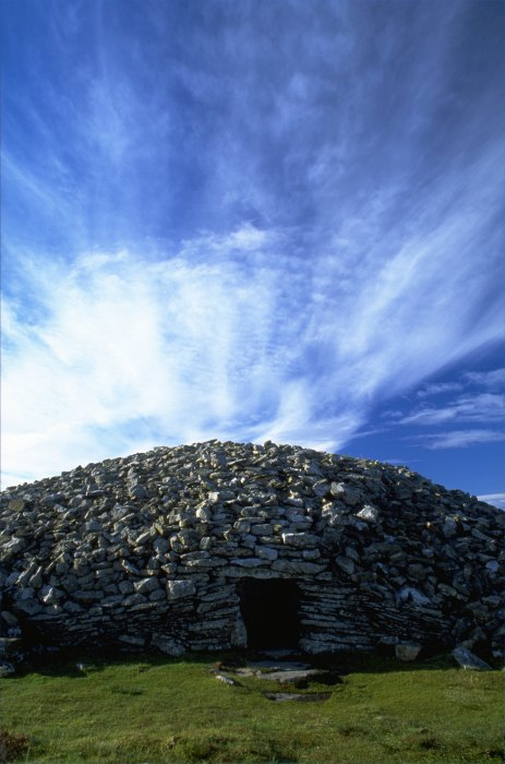 Photo: A Camster Cairn