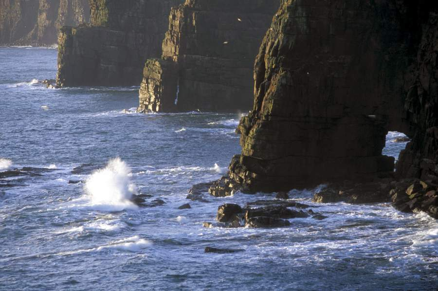 Photo: Cliffs At Duncansby