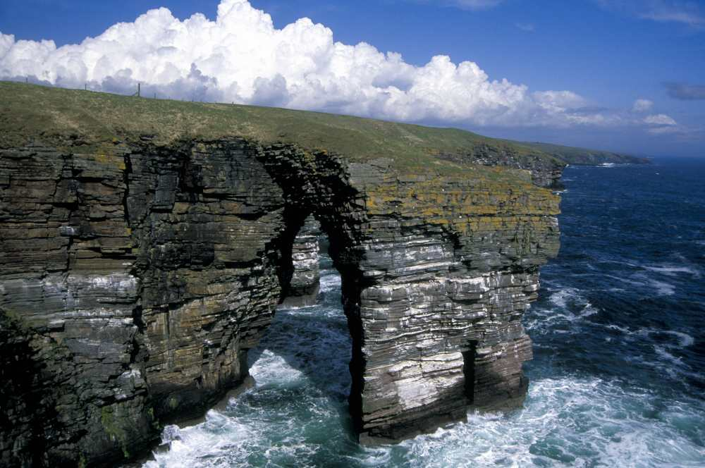 Photo: A Natural Bridge