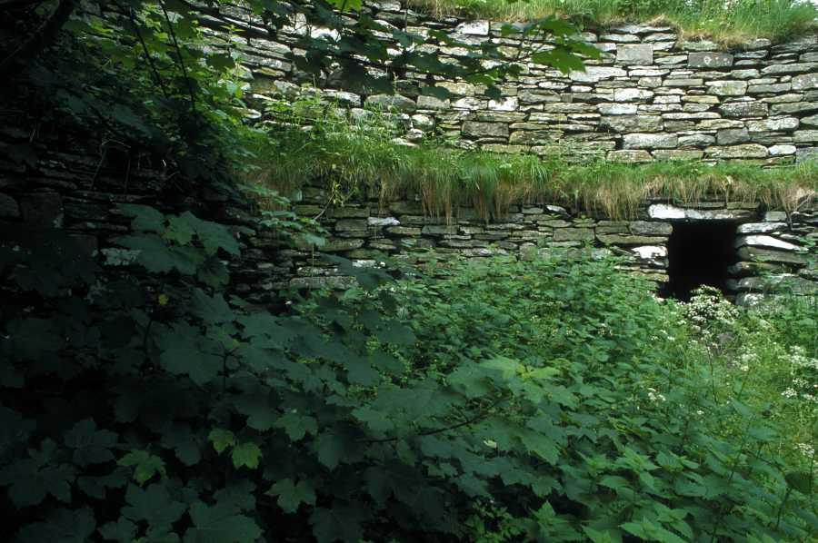 Photo: Dunbeath Broch