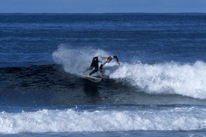 Photo: Surfing At Thurso