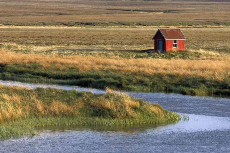 Photo: Fishing Hut