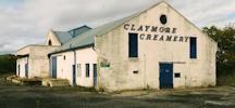 Claymore Creamery, Wick - now demolished
