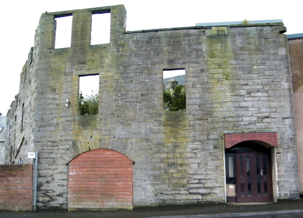 Photo: Former Flour Mill, Wick