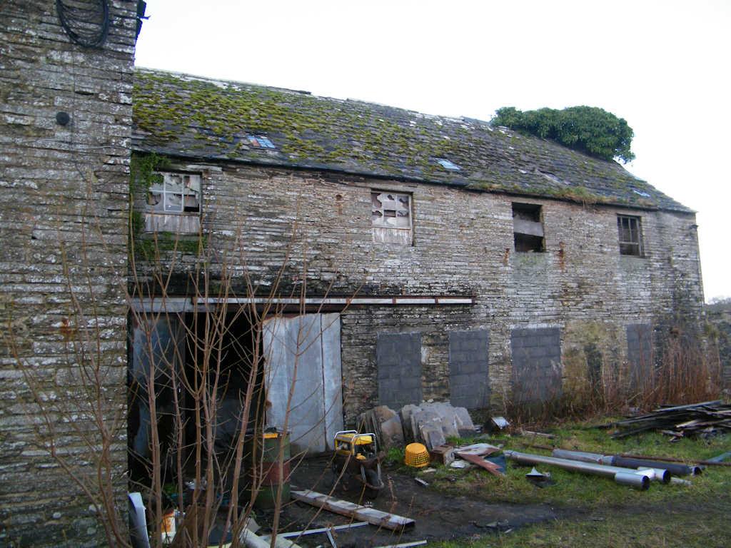 Photo: Foundry Previously Flax Mill - Thurso