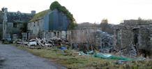 Fomrer flax mill later foundry at Thurso