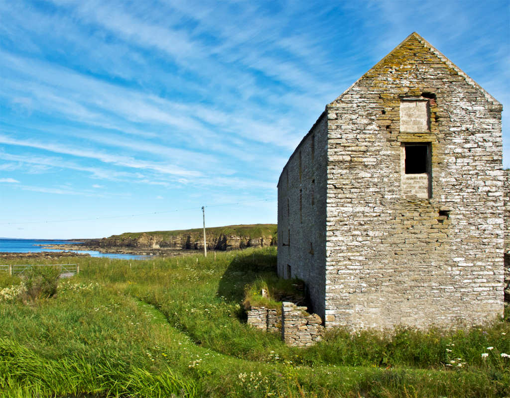 Photo: Ham Mill, Dunnet