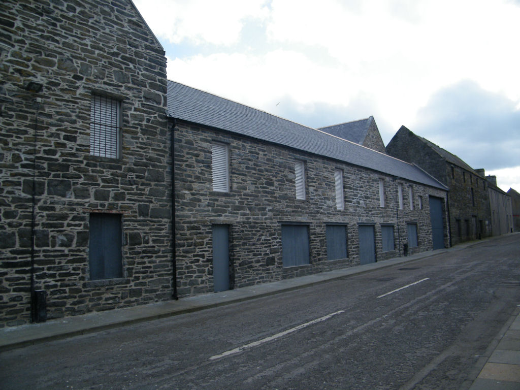 Photo: Telford Street - Harbour Quay - Burn Street