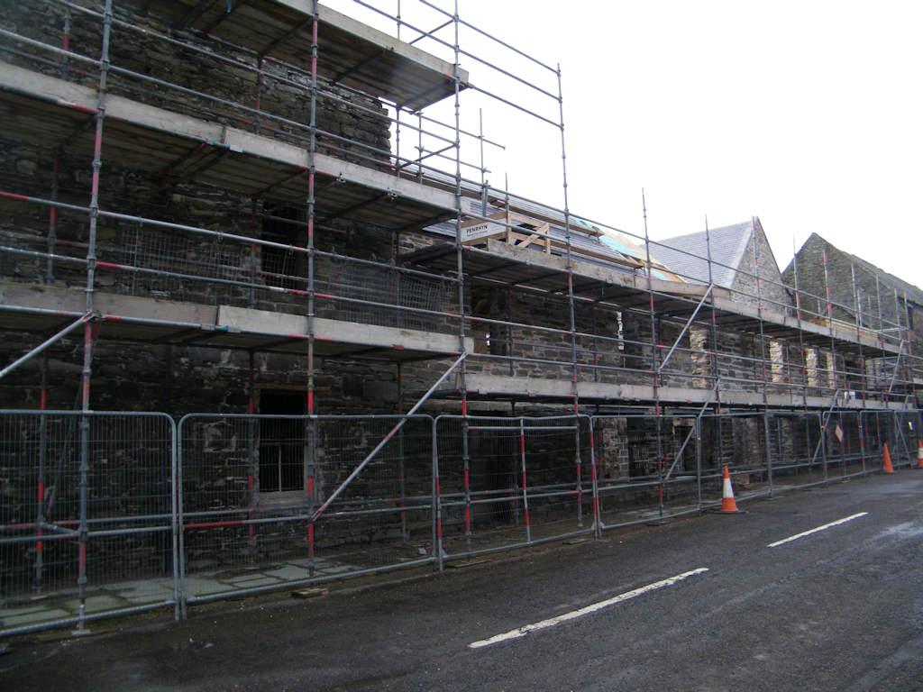 Photo: Telford Street - Harbour Quay - Burn Street