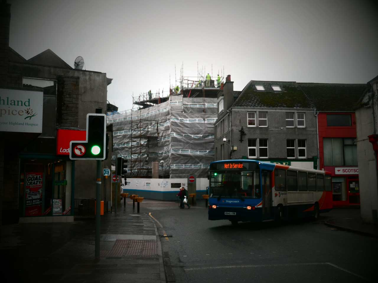Photo: Wick Council Offices 24 January 2014