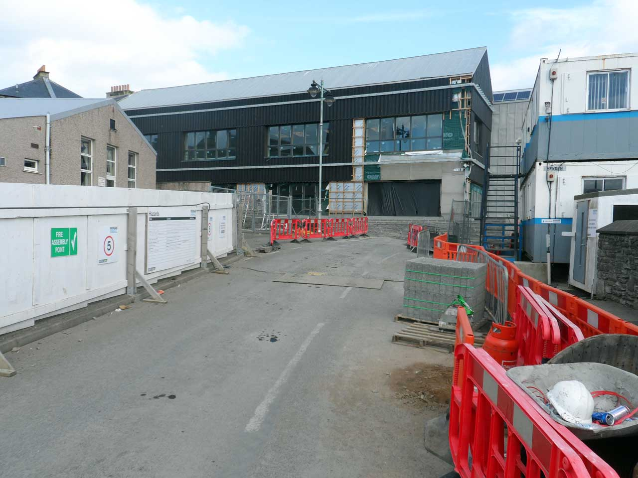 Photo: Wick Council Offices 27 September 2014