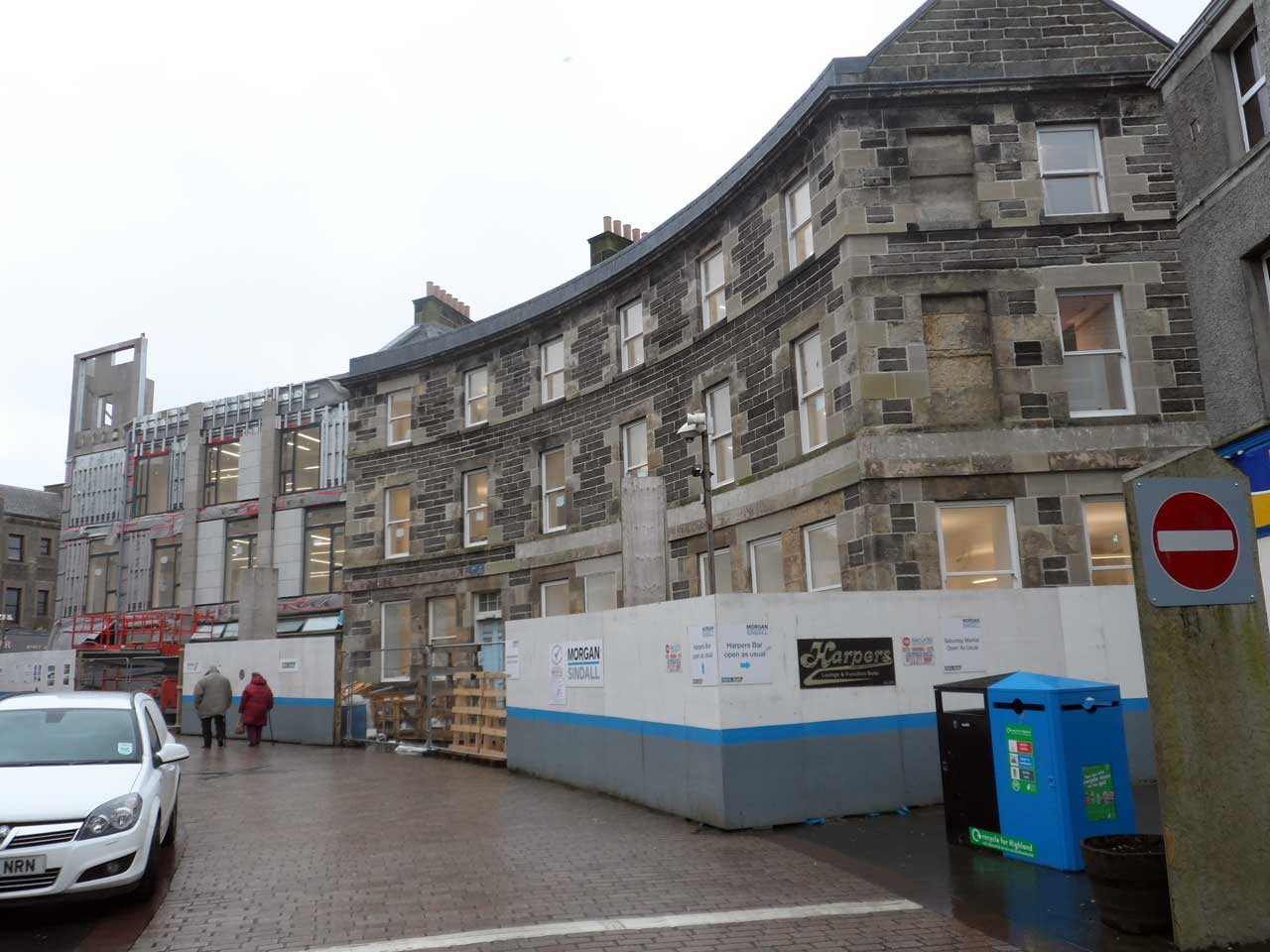 Photo: Wick Council Offices 17 November 2014