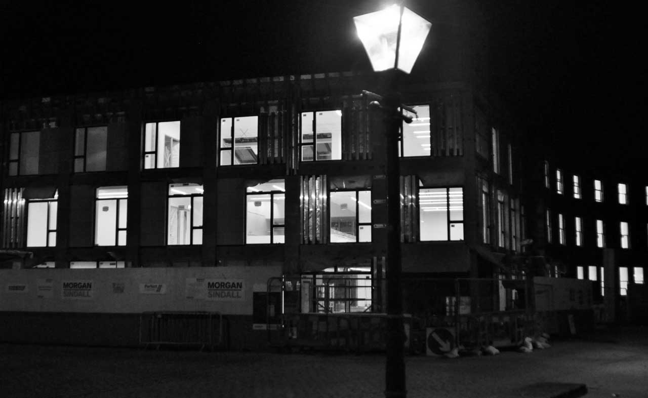 Photo: Wick Council Offices 20 November 2014