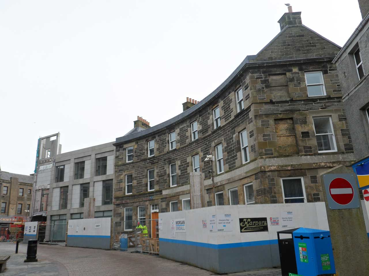 Photo: Wick Council Offices 23 February 2015