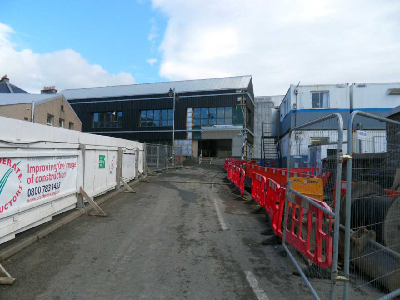 Photo: Wick Council Offices 5 September 2014