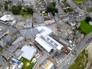 Wick Council Offise from Above - Aeriel - September 2014