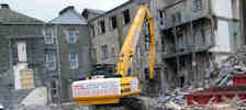 Wick Council Office Demolition