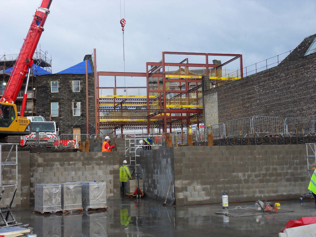 Photo: Wick Council Offices 31 October 2013