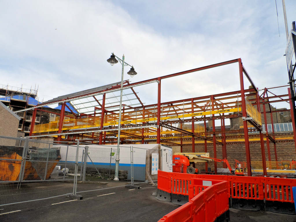 Photo: Wick Council Offices 15 November 2013