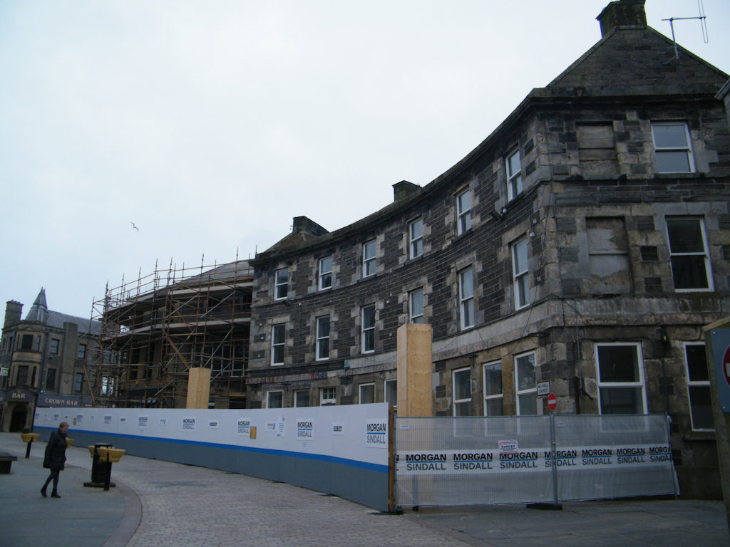 Photo: Wick Council Offices - 3 May 2013