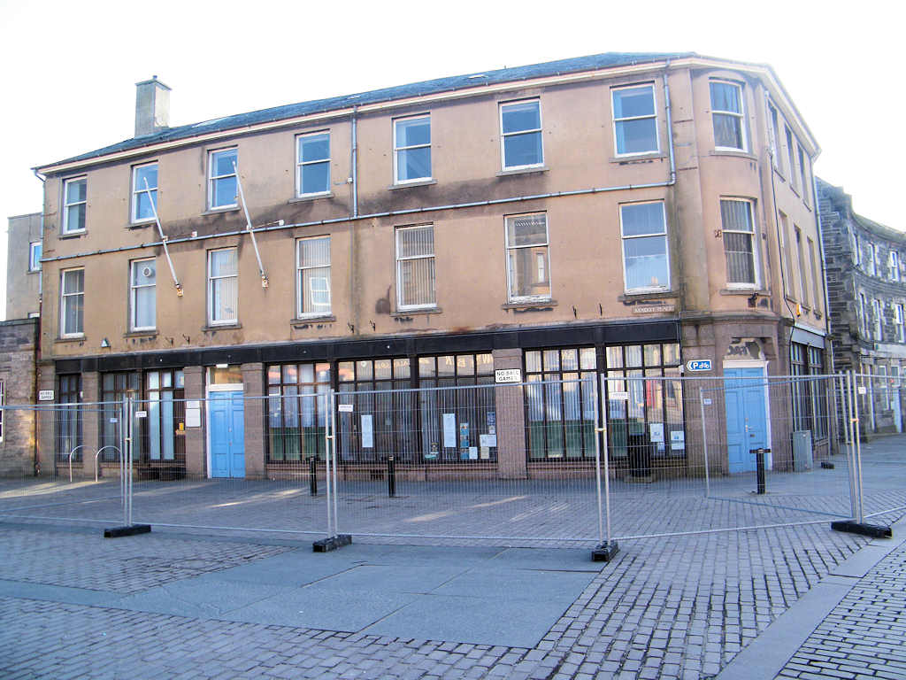 Photo: Wick Council Offices As Work Begins