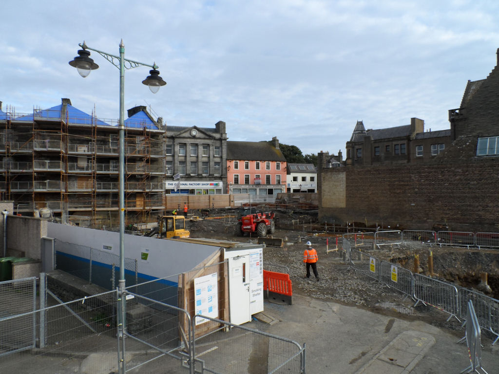 Photo: Wick Council Offices - 27 September 2013