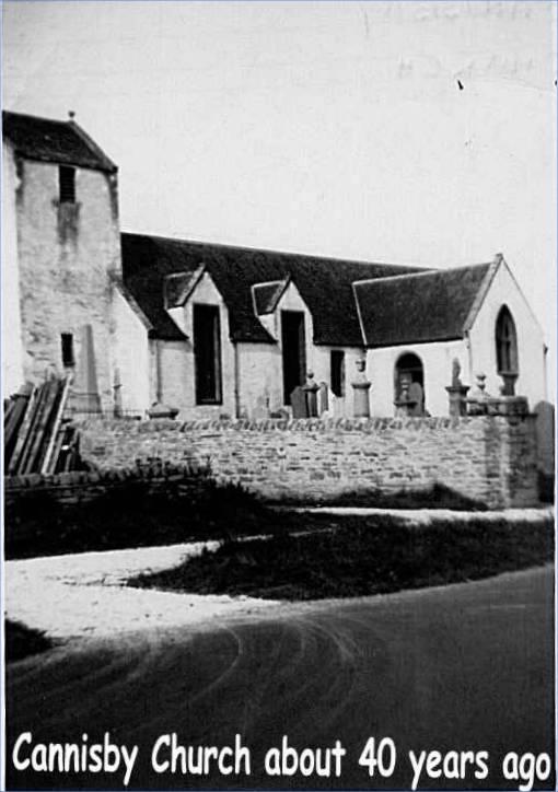 Photo: Canisbay Church