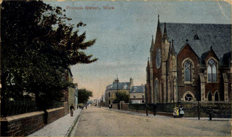 Photo: Francis Street, Wick