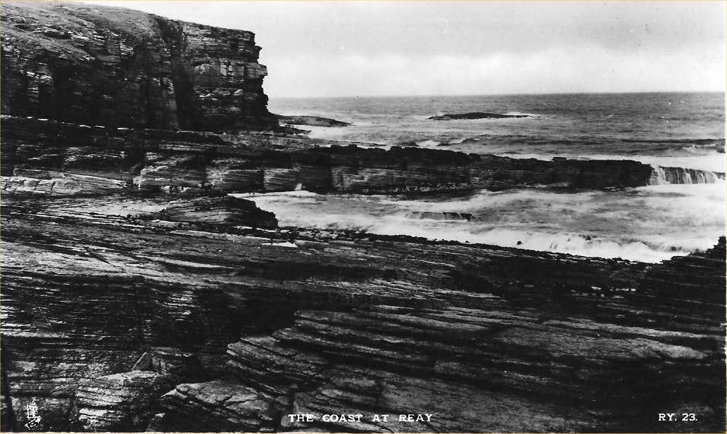 Photo: The Coast At Reay