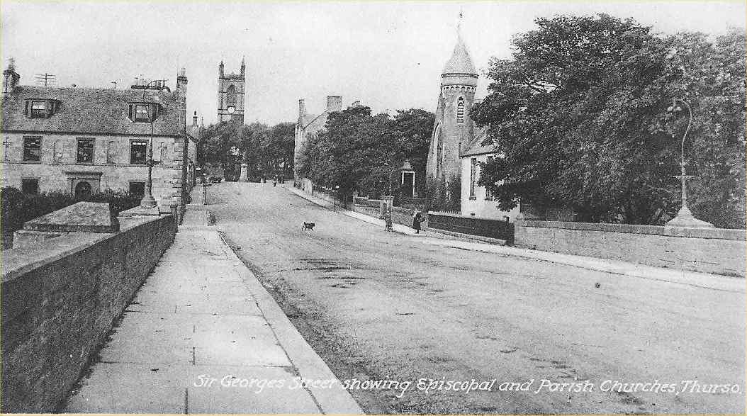Photo: Sir Georges Street, Thurso