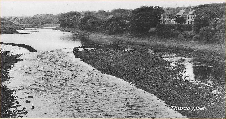 Photo: Thurso River