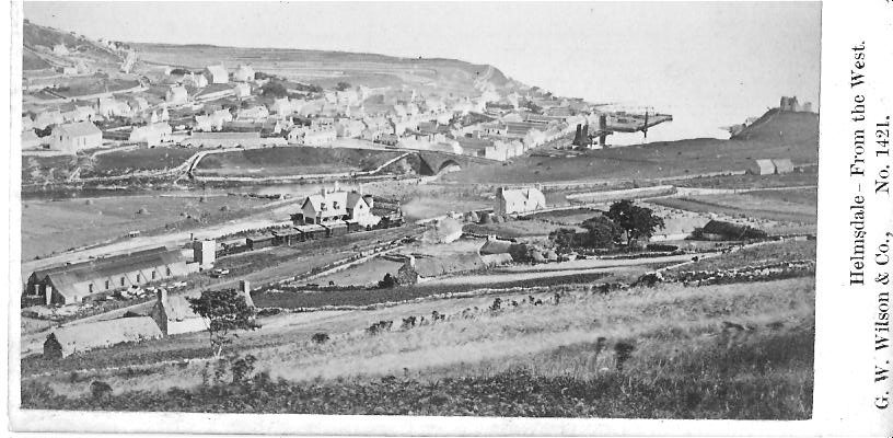 Photo: Helmsdale From The West