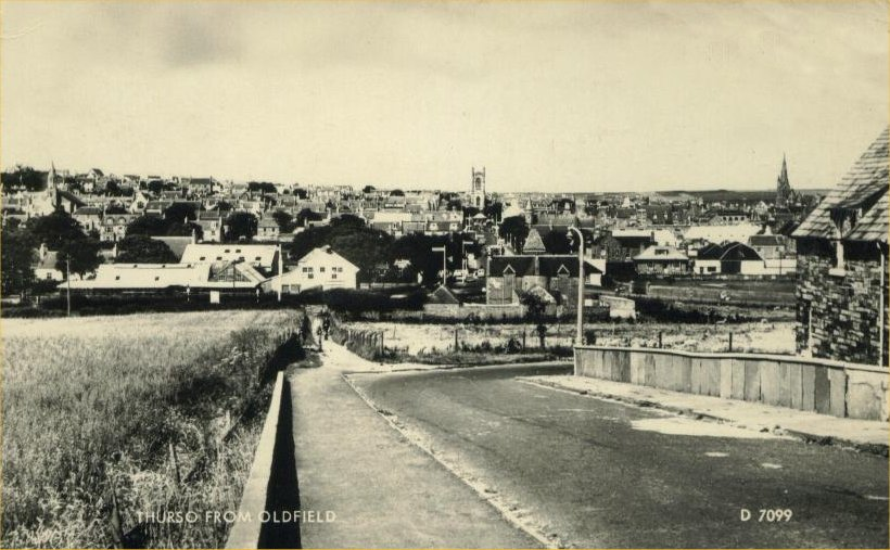 Photo: Thurso From Oldfield
