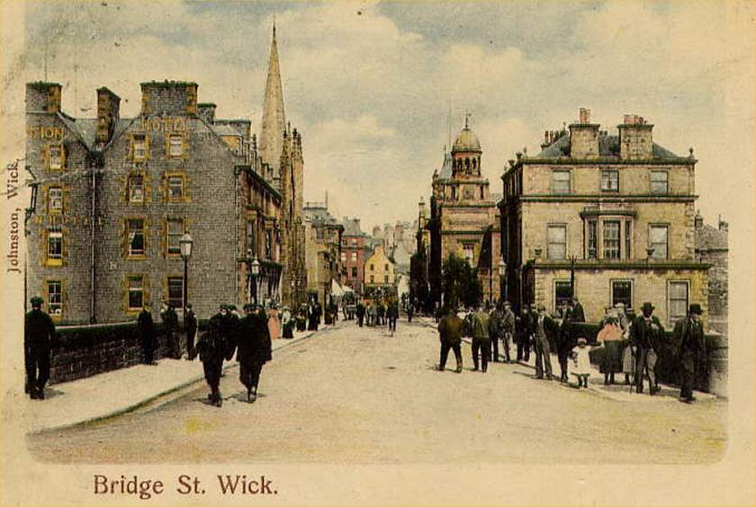 Photo: Bridge St., Wick