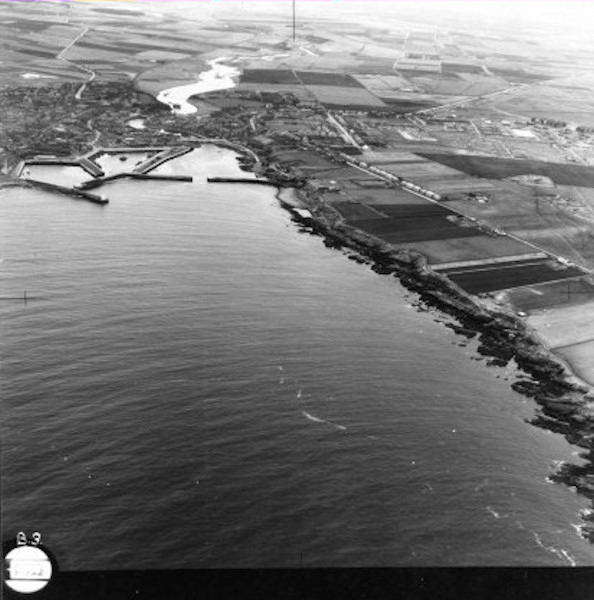 Photo: Caithness - RAF Photo From 6 April 1941