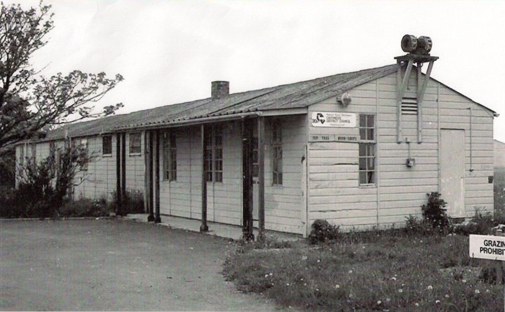 Photo: Guardroom - wick Airport - World War Two