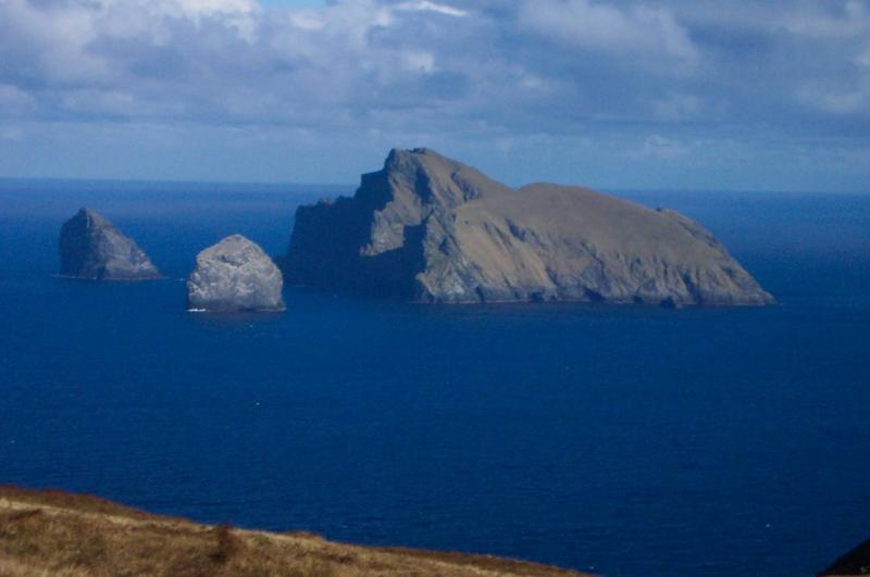 Photo: Stac Lee, Stac An Armin, Boreray - St Kilda