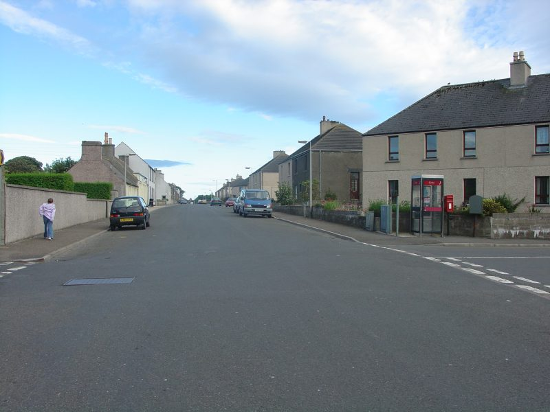 Photo: Henrietta Street, Wick