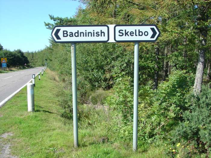 Photo: Skelbo, Sutherland
