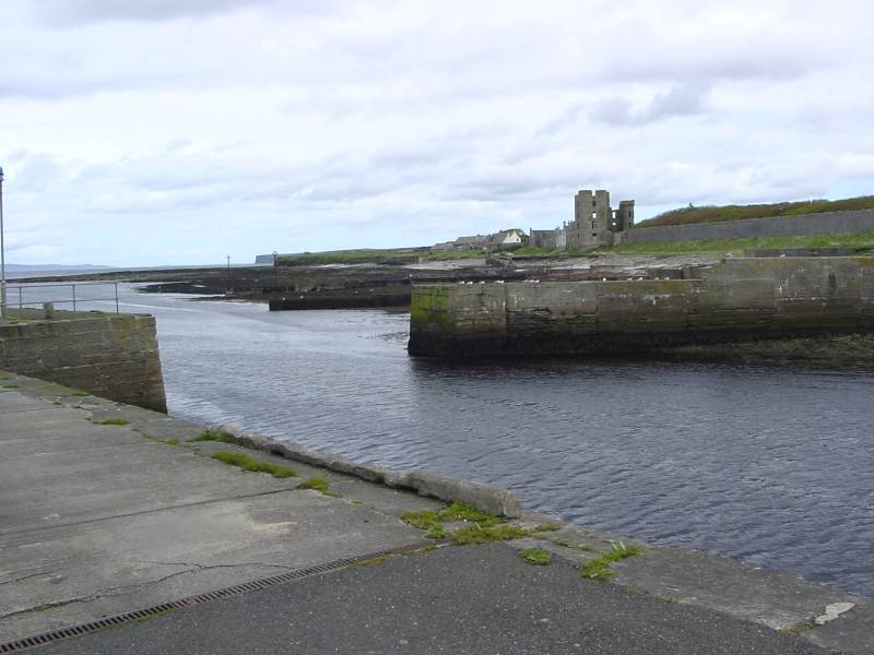 Photo: Thurso Harbour