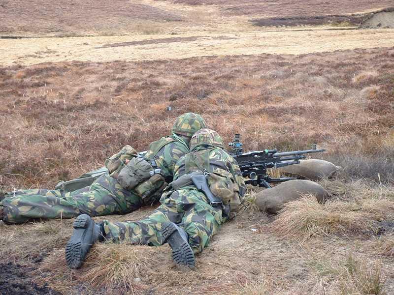 Photo: Training 2004