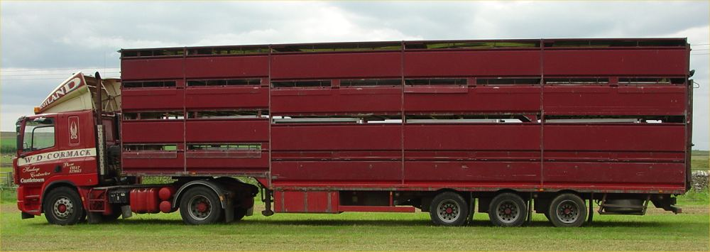 Photo: Farm Vehicle - County Show 2004