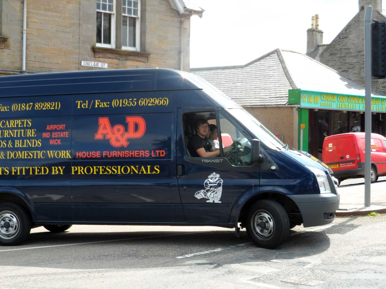 Photo: A & D Furnishers