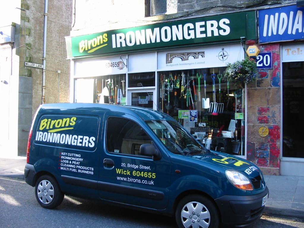 Photo: Birons Ironmonger