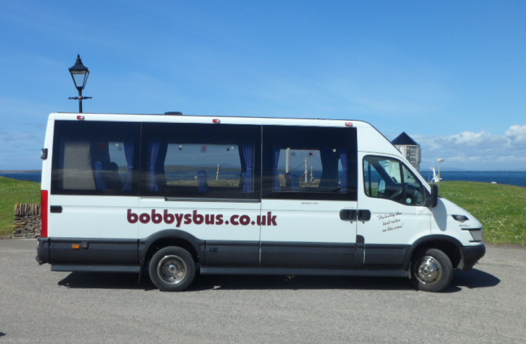Photo: Bobby's Bus