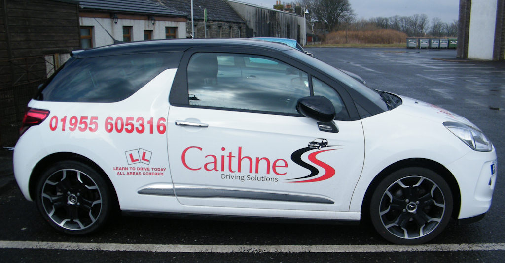 Photo: Caithness Driving Solutions