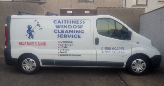 Transport Cleaning Services : Vehicles in caithness and sutherland of