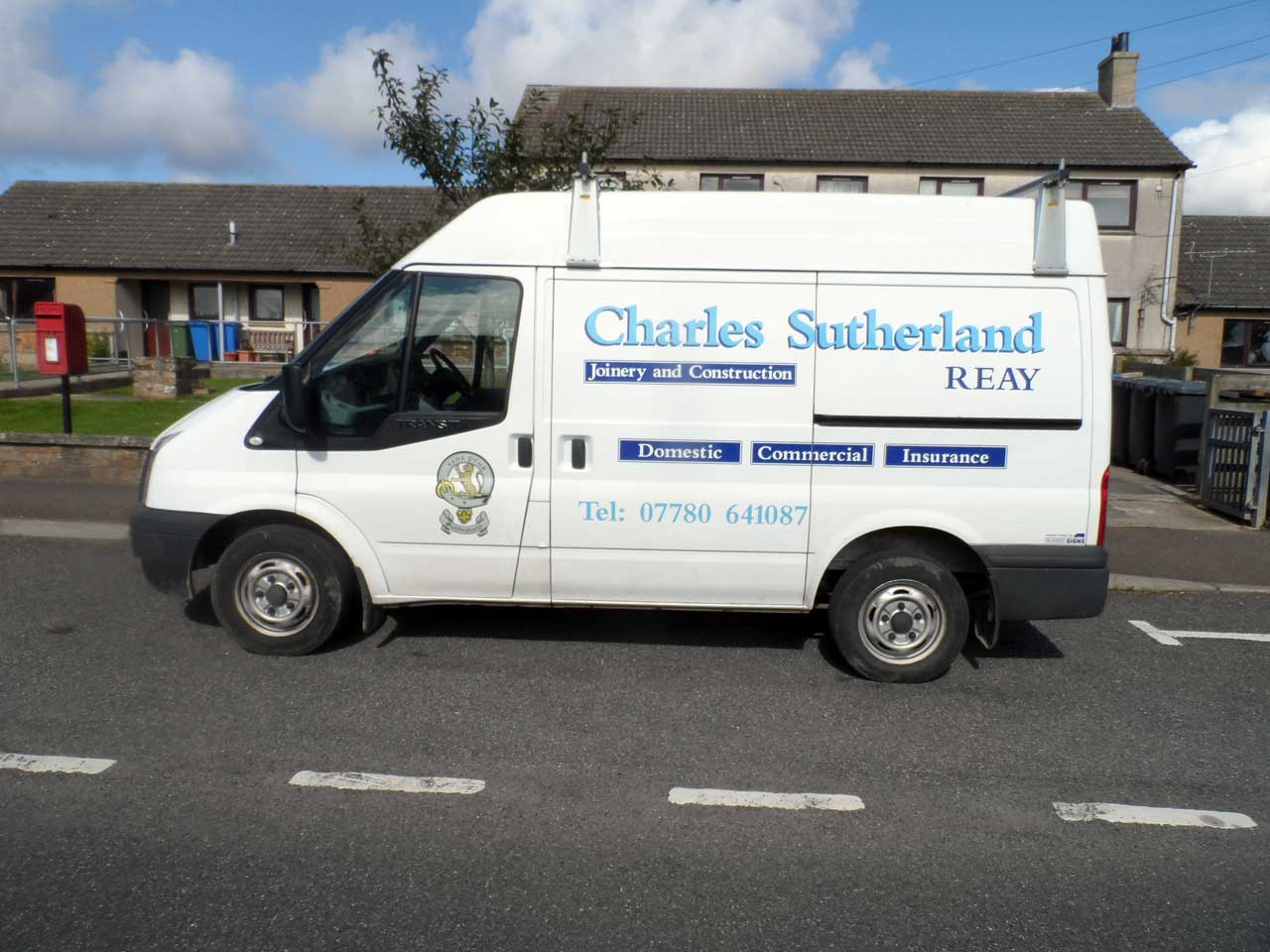 Photo: Charles Sutherland - Joinery